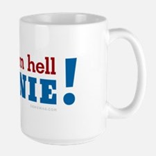 Bernie Sanders President 2016 Large Mug