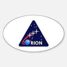 NASA Orion Program Icon Decal
