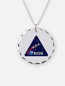 NASA Orion Program Icon Necklace