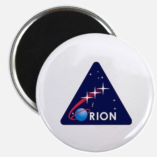 NASA Orion Program Icon Magnet