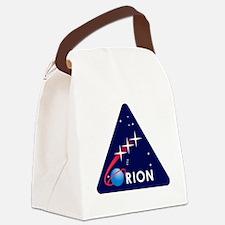 NASA Orion Program Icon Canvas Lunch Bag