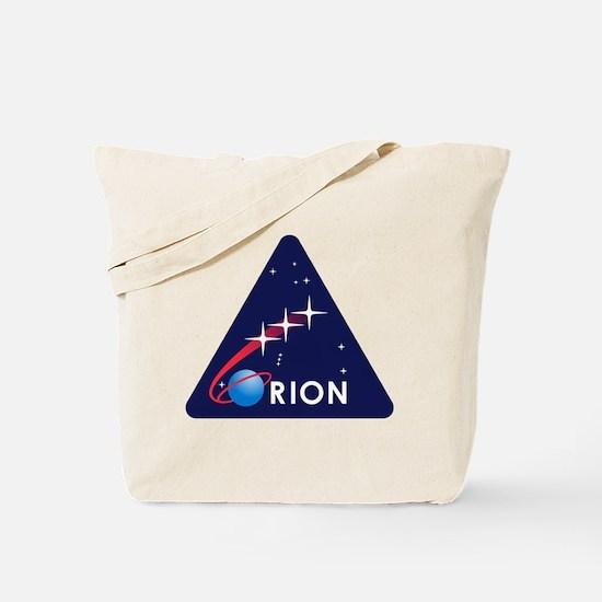 NASA Orion Program Icon Tote Bag