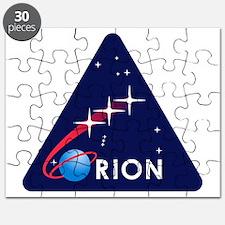 NASA Orion Program Icon Puzzle