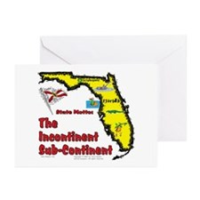 FL-Incontinent! Greeting Cards (Pk of 10)