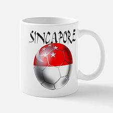 Singapore Football Small Small Mug