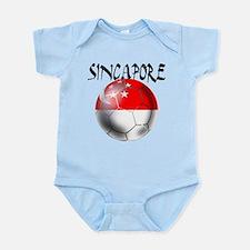 Singapore Football Onesie