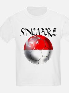 Singapore Football T-Shirt