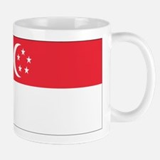 Flag of Singapore Small Small Mug