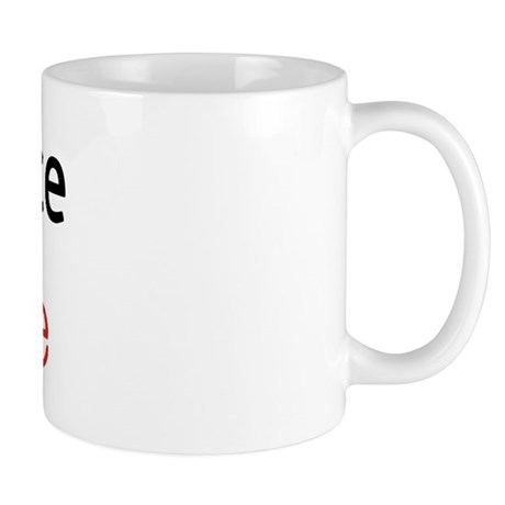 myspace whore Mug