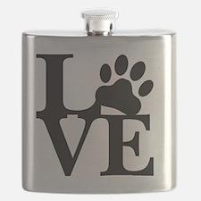 Cute Charity Flask