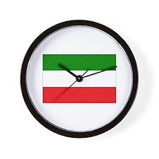 Patriotes Wall Clock