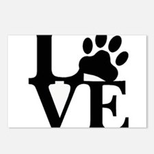 Pet Love and Pride (basic Postcards (Package of 8)