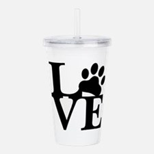 Pet Love and Pride (ba Acrylic Double-wall Tumbler