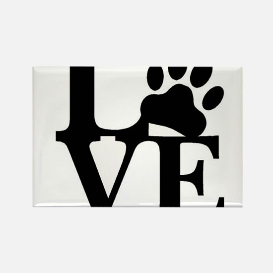 Pet Love and Pride (basic) Magnets