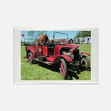 Antique / Vintage Fire Truck Magnets