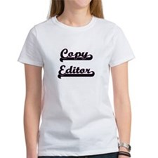 Copy Editor Classic Job Design T-Shirt