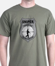 Sniper Freeze Tag T-Shirt