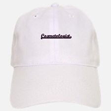 Cosmetologist Classic Job Design Baseball Baseball Cap