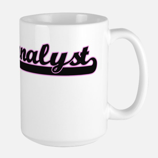 Cryptanalyst Classic Job Design Mugs