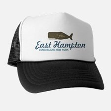 East Hampton - New York. Trucker Hat