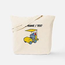 Custom Golf Cart Tote Bag