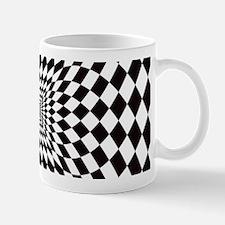 Optical Check Perspective Mugs