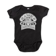 Hawks Basketball Baby Bodysuit