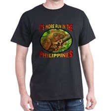 It's More Fun In The Philippines -- T T-Shirt