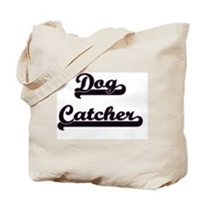 Dog Catcher Classic Job Design Tote Bag