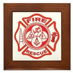 Masons - York Rite F&R Framed Tile