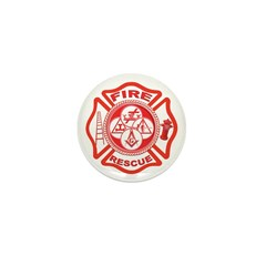 Masons - York Rite F&R Mini Button (10 pack)