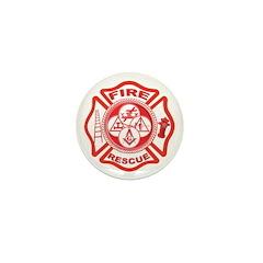 Masons - York Rite F&R Mini Button
