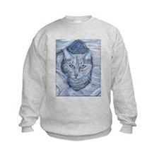 Naughty Cat Sweatshirt