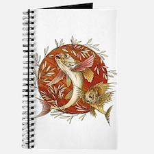 Vintage Japanese Fish Journal