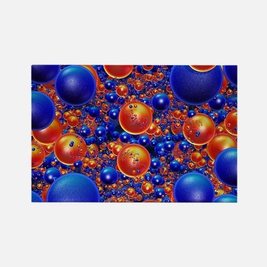 Shiny 3D balls Magnets