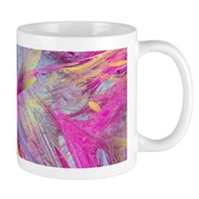 Color abstract Mugs