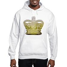 Golden Crown Hoodie
