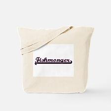 Fishmonger Classic Job Design Tote Bag