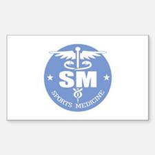 Cad -Sports Medicine Decal