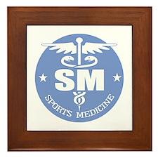 Cad -Sports Medicine Framed Tile