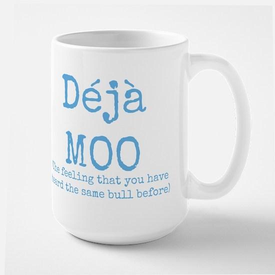 Deja Moo Mugs