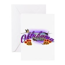Unique State Greeting Cards (Pk of 20)