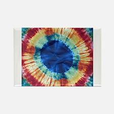 Tie Dye Design Magnets
