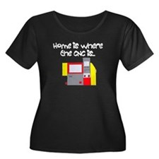 Cnc's at home Plus Size T-Shirt