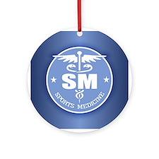 Cad -Sports Medicine Ornament (Round)