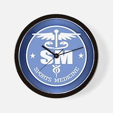 Cad -Sports Medicine Wall Clock