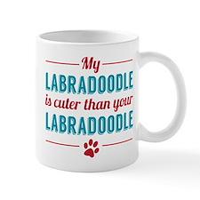 Cuter Labradoodle Mugs