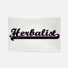 Herbalist Classic Job Design Magnets