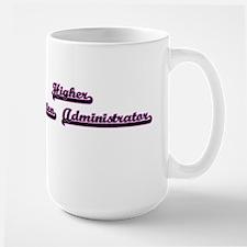 Higher Education Administrator Classic Job De Mugs