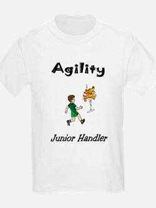 Junior Handler (Male) T-Shirt